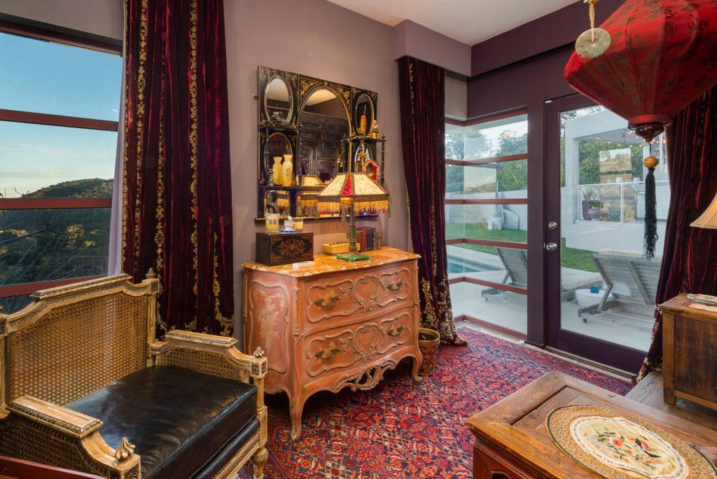 antique furniture bedroom asian