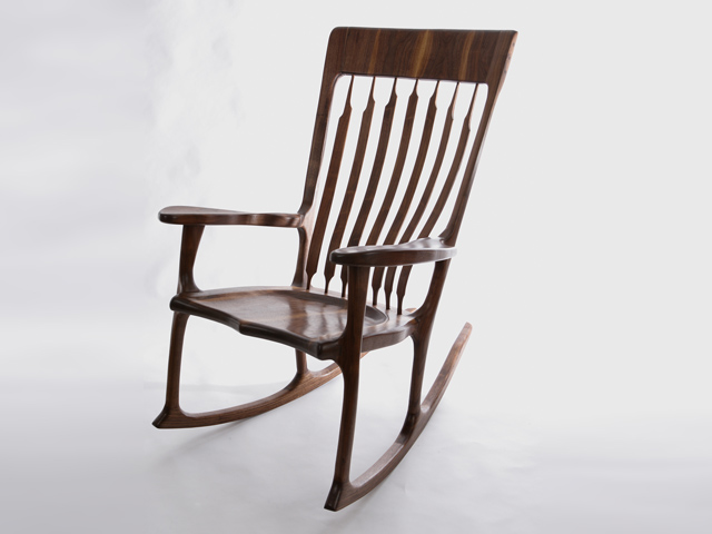 rocking chair sam malouf